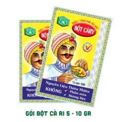 Gói Bột Cà Ri Đầu Bếp Ấn Độ 5 - 10 Gram