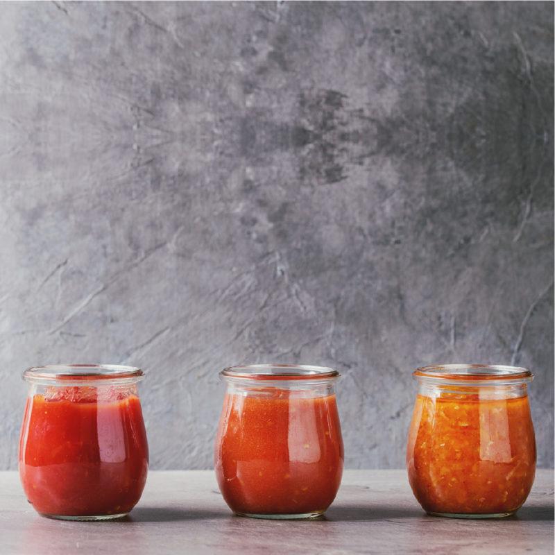 Ketchup Sauces