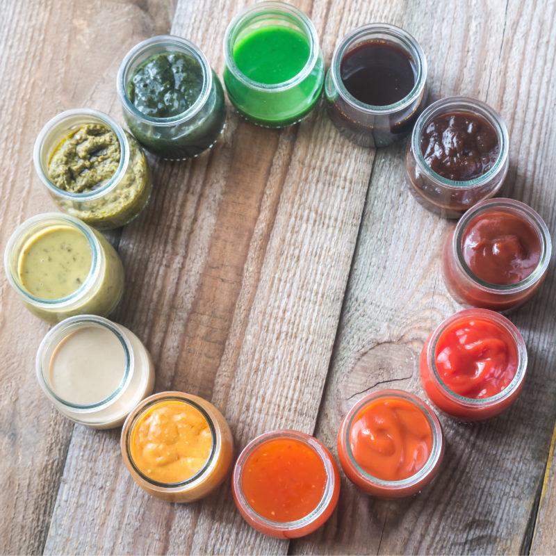 Sauces Spices