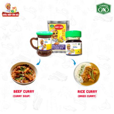 Curry Paste Sauce